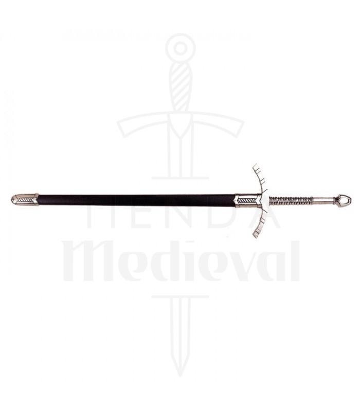 Espada medieval del siglo XIV