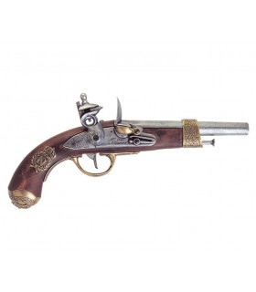 Pistola de Napoleón fabricada por Gribeauval, 1806