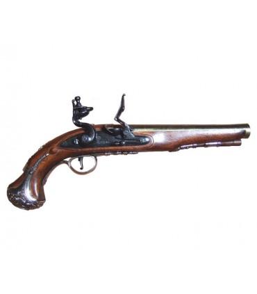 Pistola inglesa del general Washington, siglo XVIII