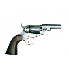 Revolver fabricado por S. Colt, EUA 1848