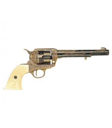 Revólver de la caballería de EUA fabricado por S. Colt, 1873