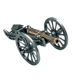 Cañón utilizado por las tropas de Napoleón (17 cms.)