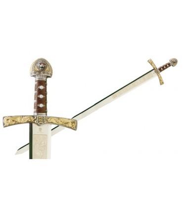 Espada Ricardo Corazón de León