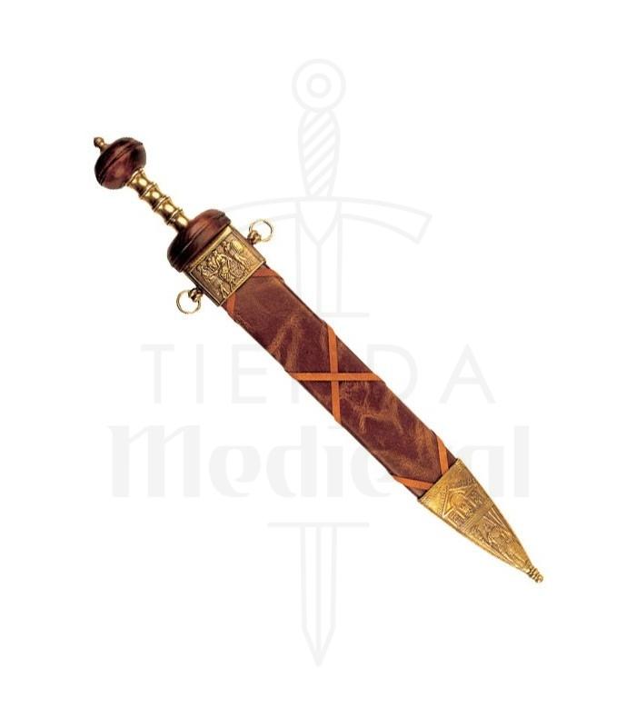 Espada de gladiador, época romana, siglo I d.C