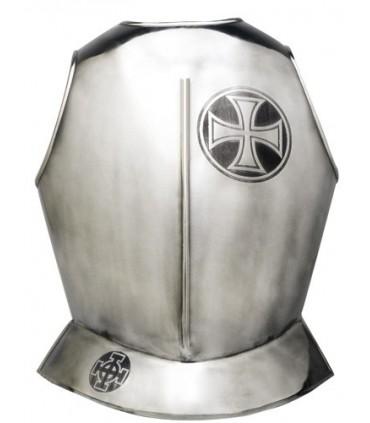 Peto Templario con cruz