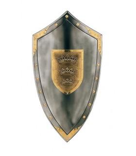 Escudo con tres coronas en el centro