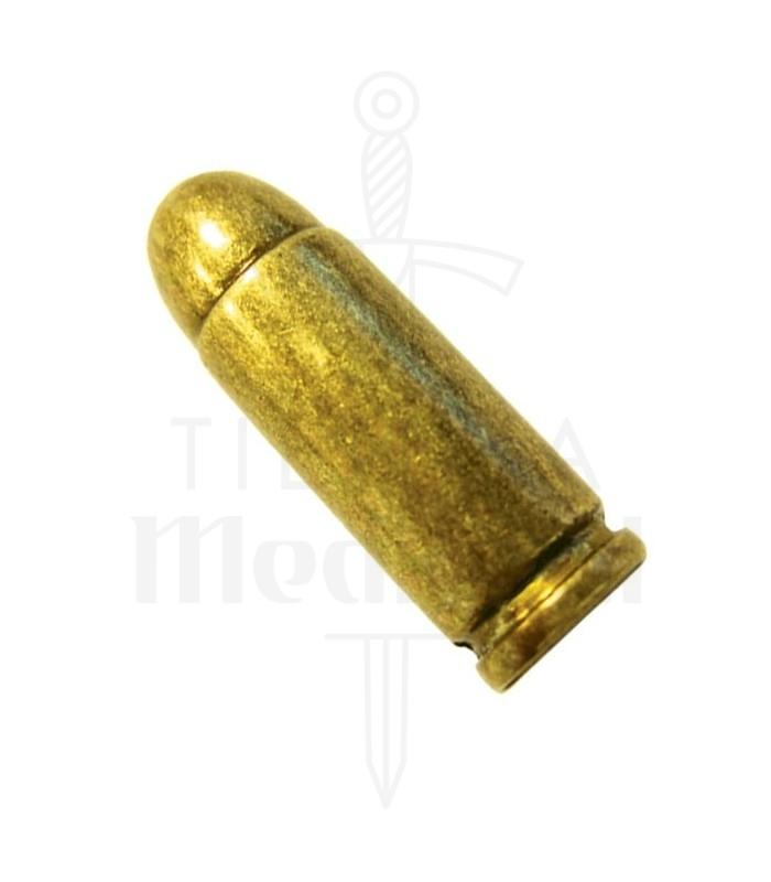 Bala ametralladora M1 y cananas Denix