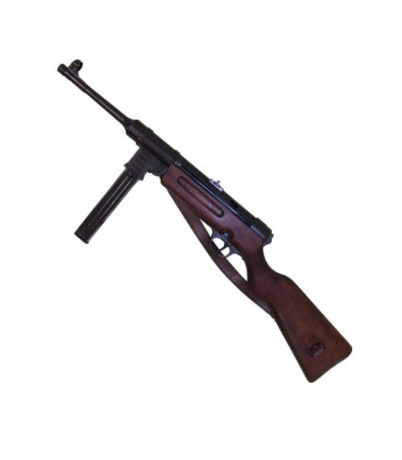 Ametralladora MP41. Alemania 1940