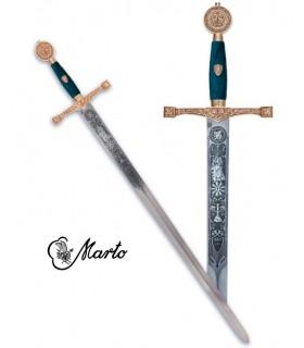Espada Excálibur, serie especial Marto
