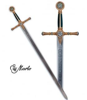 Espada Masones, serie especial Marto