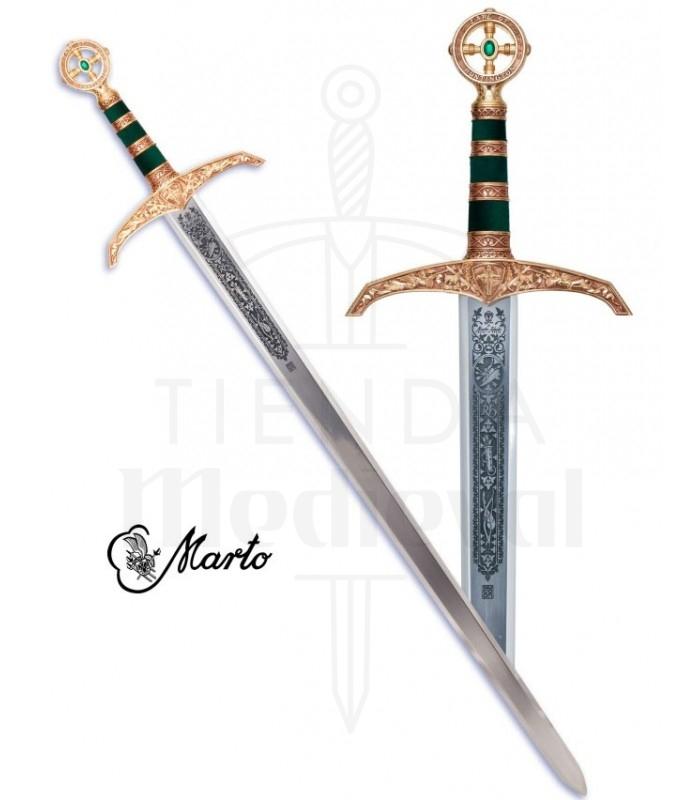 Espada Robin Hood, serie especial Marto