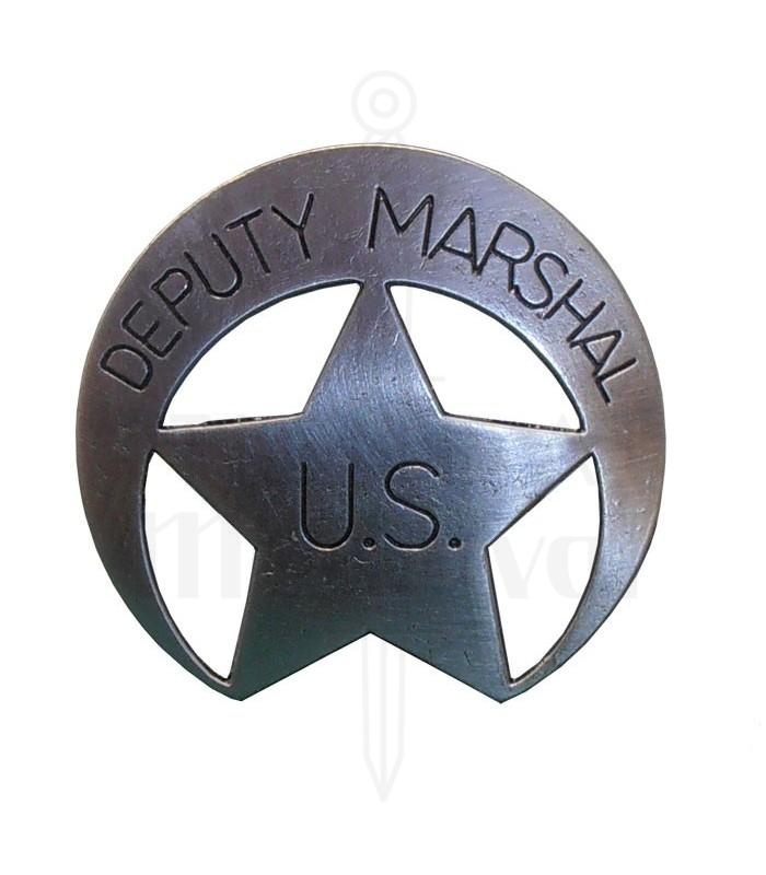 Placa de Marshal U.S.
