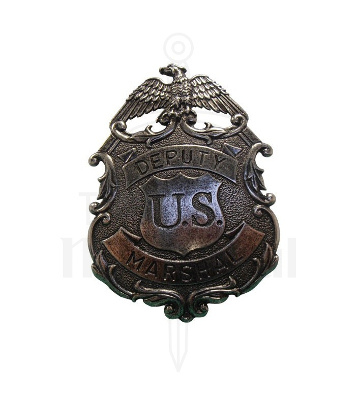 Placa de Marshal con águila