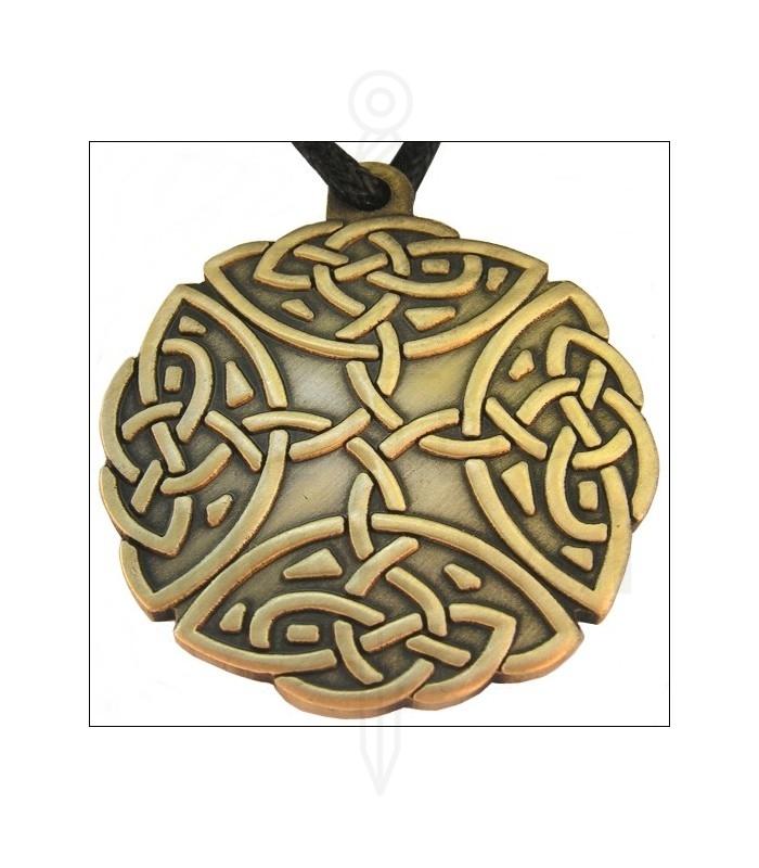 Keltischer Knoten Anhänger 4-Wege- - Tienda Medieval