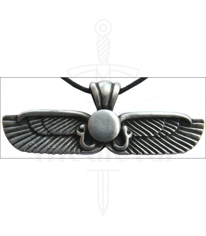 Colgante egipcio alas de Horus