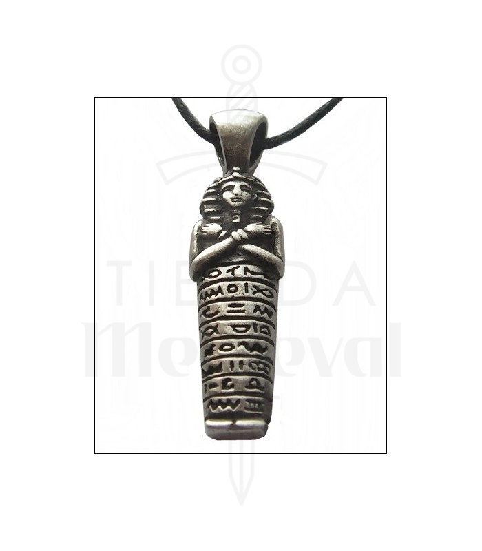 Colgante momia Tutankamón