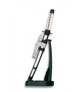 Miniatura katana con stand