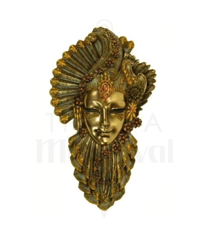 Máscara veneciana Flor