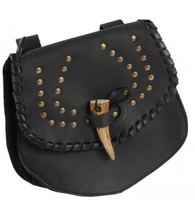 Bolso medieval remaches