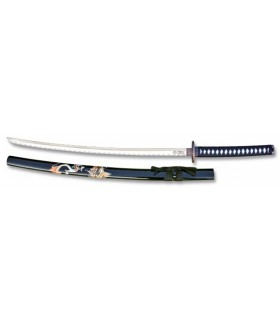 Katana Black Dragon