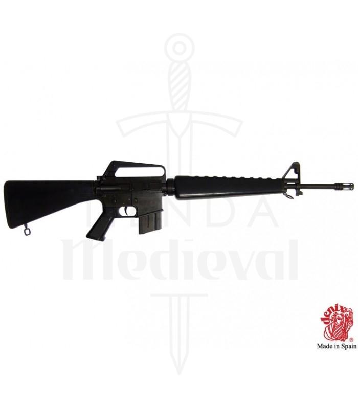 Fusil de asalto M16A1, USA 1967. Decorativo.