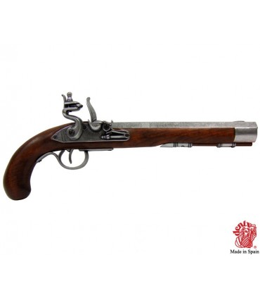 Pistola Kentucky cañón corto, S.XIX