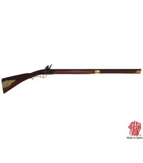 Rifle Kentucky corto, USA S.XIX