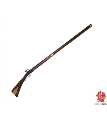 Rifle Kentucky largo, USA S.XIX