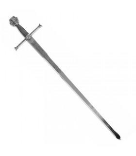 Espada Reyes Católicos, rústica
