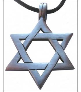Colgante Estrella de David