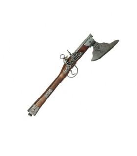 Pistola Hacha, Alemania siglo XVII