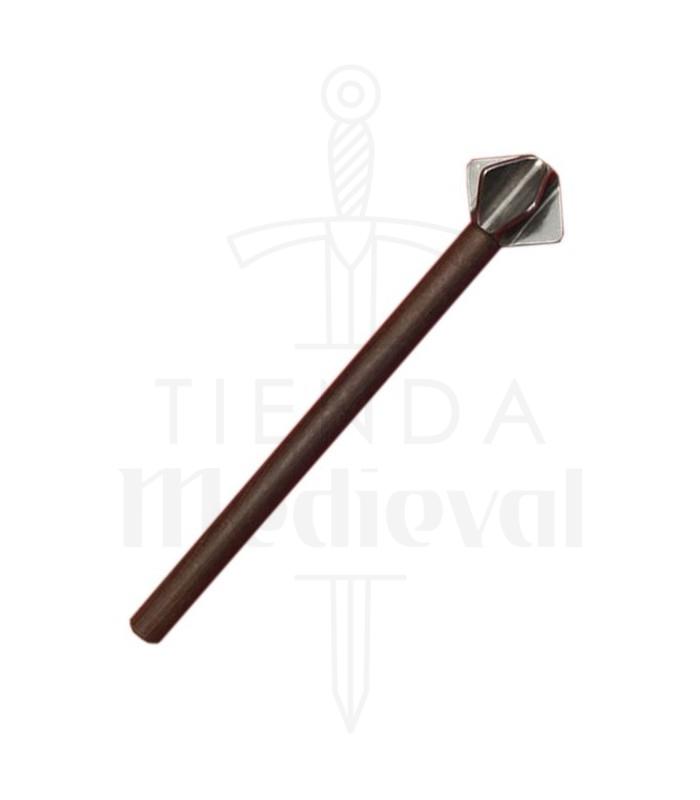 Maza de armas medieval