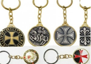 Medieval keychains