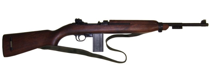 Rifle Winchester modelo M1 19412 - Rifles Winchester