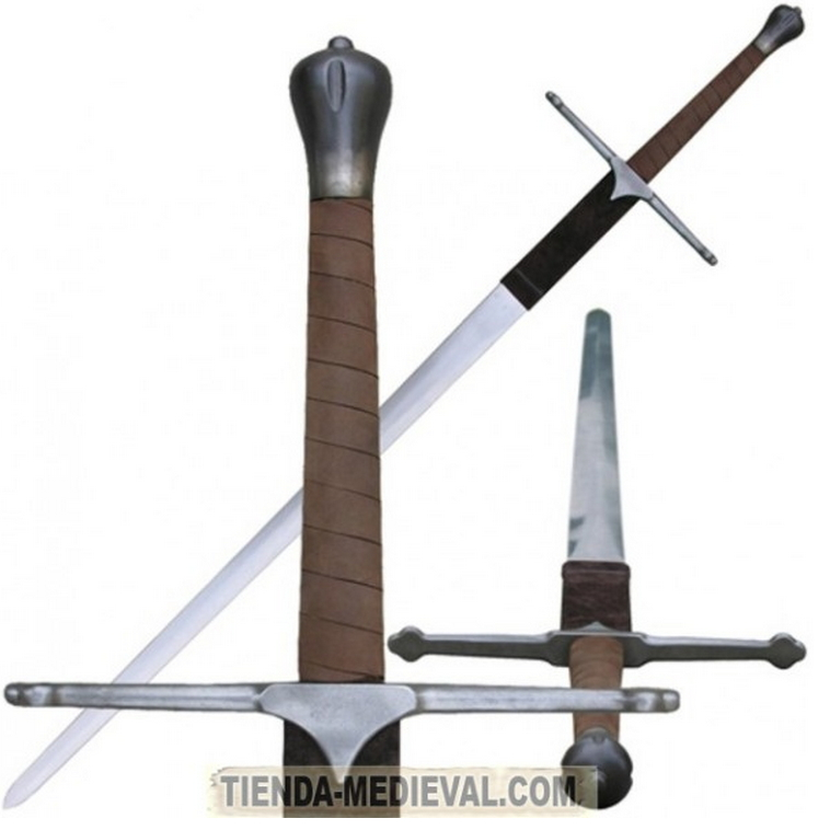 ESPADA MANDOBLE CLAYMORE WILLIAM WALLACE - Espadas Mandobles