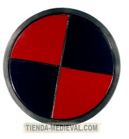 ESCUDO MEDIEVAL EN LATEX 420x450 - Live Action Role-Playing Games
