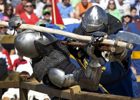 FULL CONTACT MEDIEVAL2 450x323 - Qué es el Full Contact Combate Medieval