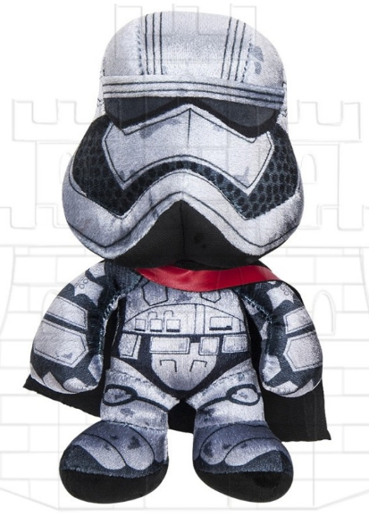 Peluche Capitán Phasma Star Wars - Stars Wars Celebration 2017