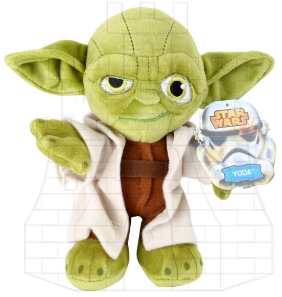 Peluche Yoda Star Wars - Stars Wars Celebration 2017