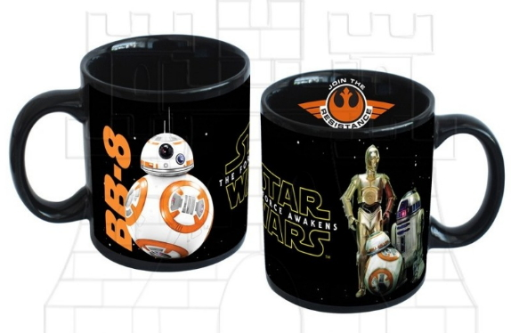 Taza Droide de Star Wars - Stars Wars Celebration 2017