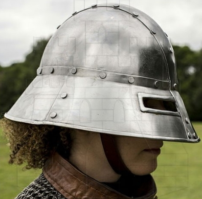 Casco Guardia medieval - Casco medieval Guardia