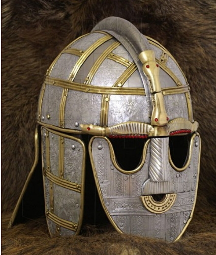 Le Casque Sutton Hoo