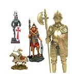 Miniaturas guerreros
