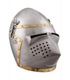 Mittelalterliche Helme