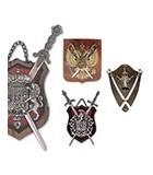 Panoplias de espadas