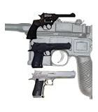 Pistolas siglo XX