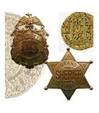 Placas y monedas