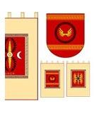 Estandares romanos