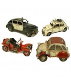 Miniaturas coches