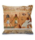 Ägyptische Kissen